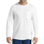 Dickies Temp-iQ™ Performance Cooling Long Sleeve T-Shirt, White SL600WH