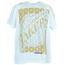 UNK Los Angeles Lakers Kaleidoscope White T-shirt