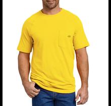 Temp-iQ™ Performance Cooling Short Sleeve T-Shirt, Bright Yellow SS600BWD