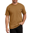 Dickies Dickies Men's Heavyweight Short Sleeve Tee, Brown Duck | WS450BD