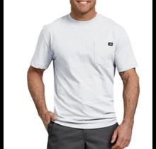 Dickies Men's Heavyweight Short Sleeve Tee, Ash Gray | WS450AG