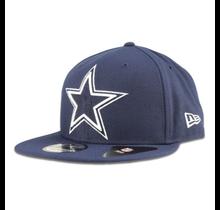 New Era Dallas Cowboys NFL Threads 9FIFTY Snapback Hat Navy Blue OSFM