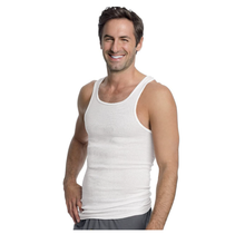 Hanes Men's 3 Pack A-Shirt