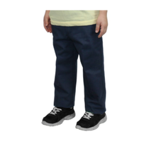 Boy's Flat Front School Uniform Pants