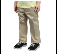 Boy's Flat Front School Uniform Pants