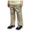 Galaxy By Harvic Boy's Flat Front School Uniform Pants