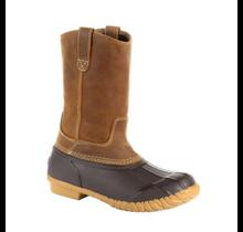 Gerogia Boot Marshland Unisex Alloy Toe Pull-on Duck Boot GB00414