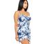 Women's Tie-Dye Printed Bodycon Dress BD2926