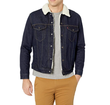 Levi's Men's Sherpa Trucker Jacket 16365-0075
