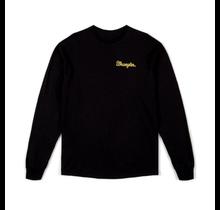 Wrangler Men's Neon Sign Logo Graphic Long Sleeve T-Shirt MQ6149X
