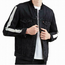 Levi's Men's Premium Trucker Paint Stripe Denim Jacket