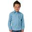 Wrangler Wrangler Boy's 20X® Competition Long Sleeve Shirt BJC296B