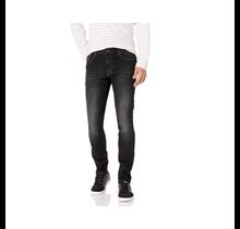 WT02 Men's Jeans Super Skinny Black Tint 20191-3090