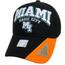 Black Hawk Miami Magic City Adjustable Cap