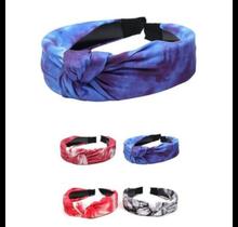 Women's Tie Dye Headbands