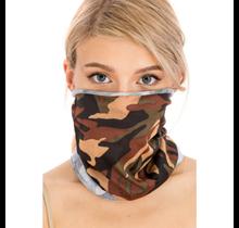 Neck Gaiter Face Mask