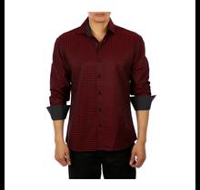 BC Men's Button-Up Long Sleeve Dress Shirt 202404