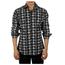 BC Men's Button-Up Long Sleeve Dress Shirt 202418