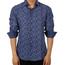 BC Men's Button-Up Long Sleeve Dress Shirt 192370