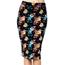 New Mix Floral Print Pencil Skirt 1160PRT J098