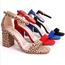 Pazzle Pazzle Women's Heel Sandals - Dior