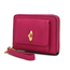 MKF Collection Alia Accordion zip Around Wallet By Mia K.