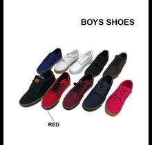 Sport Shoe SS 3280 | Red / Gum