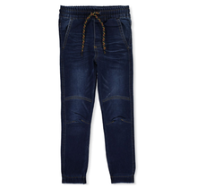 Tony Hawk Little Boy's Knit Denim Jogger 412525