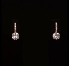 Crystal Earrings #41422