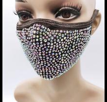 Rhinestone Mask #MASK2222