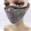 MF Rhinestone Mask #MASK2222