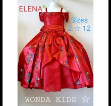 Wonda Kids Girl's Elena Fancy Dress