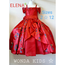 Wonda Kids Wonda Kids Girl's Elena Fancy Dress