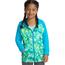 Hanes Sport Girl's Tech Fleece Full Zip Hoodie OK382