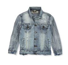 FWRD Denim & Co Big Boys' Washup Denim Jacket