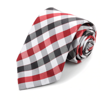 Laurant Bennet Microfiber Poly Woven Tie - MPW5939