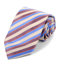 Laurant Bennet Microfiber Poly Woven Tie - MPW5932