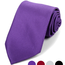 Laurant Bennet Laurant Bennet Microfiber Poly Woven Tie - MPW5937