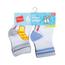 Hanes Infant/Toddler Boys' Crew Socks 6-Pack 26T6