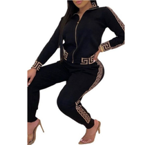 Fashion Trend 2 Piece Swirl Set 6627ML