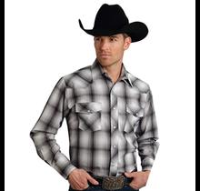 Roper Men's Plaid Western L/S Shirt 101-264