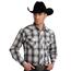 Roper Roper Men's Plaid Western L/S Shirt 101-264