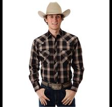 Roper Men's Plaid Western L/S Shirt 101-792