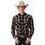 Roper Roper Men's Plaid Western L/S Shirt 101-792