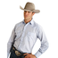 Roper Roper Men's Plaid Western L/S Shirt 144-441