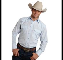 Roper Men's Plaid Western L/S Shirt 145-404