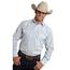 Roper Roper Men's Plaid Western L/S Shirt 145-404