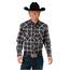 Roper Roper Men's Plaid Western L/S Shirt 101-0542