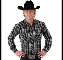 Roper Men's Plaid Western L/S Shirt 101-192