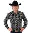 Roper Roper Men's Plaid Western L/S Shirt 101-192